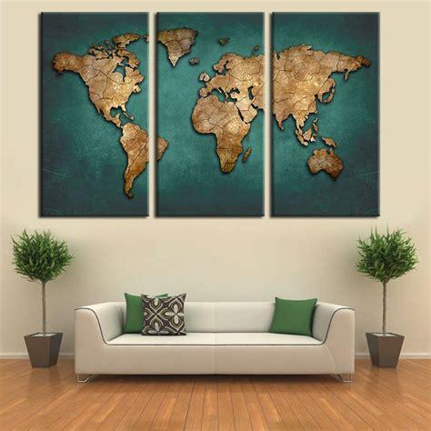 1000 id 233 es sur le th 232 me carte murale du monde sur mappemonde toiles des cartes du