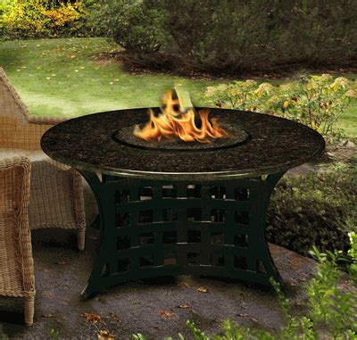 pit height california outdoor concepts 4010 la costa chat height pit