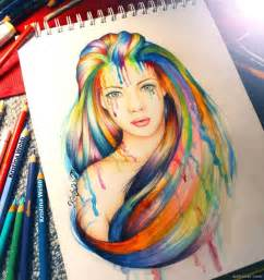 color pencil drawing 25 beautiful color pencil drawings and creative works
