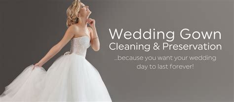 WEDDING GOWN CLEANING ? Green Cleaning and Stitching