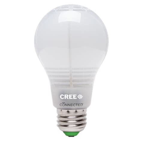 cree light bulb warranty cree led connected 60 watt white replacement bulb