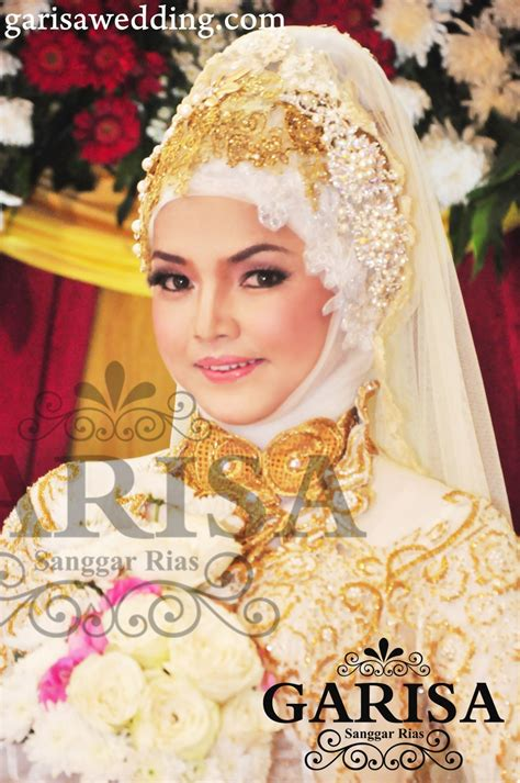 Make Up Pengantin wedding make up pengantin muslim rias pengantin muslim
