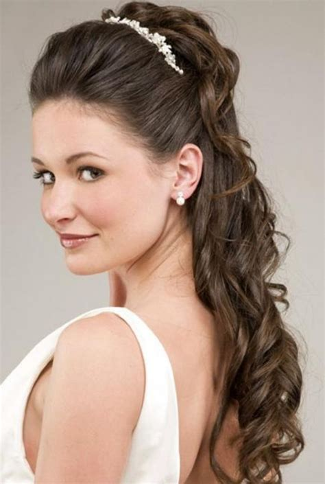 wedding hairstyles for hairstyles ideas 5 simple bridal hairstyles for curly hair