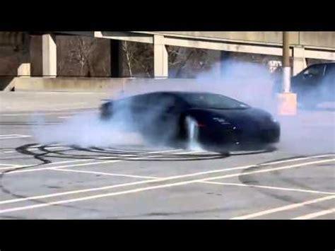 Lamborghini Burnout Lamborghini Aventador Superb Burnout
