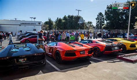 Lamborghini Newport Inventory Lamborghini Newport Supercar Show February 2016