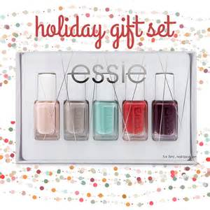 Holiday Gift Sets Essie 2013 Holiday Gift Set Vanityrouge