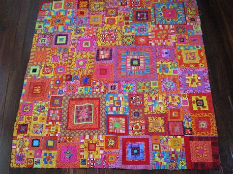 Glorious Patchwork - piecemakers 2014 quilt show kaffe fassett a in colour