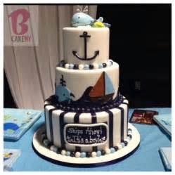 baby shower cakes nautical baby shower cake sayings