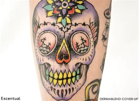 tattoo cover up dermablend dermablend tattoo cover up escentual s beauty buzz