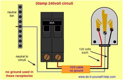 wiring 220 volt outlet diagram efcaviation