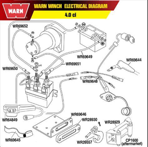 warn 15000 winch wiring diagram winch free printable wiring diagrams