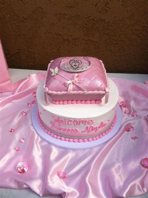 Baby Shower Princess Cakes by Princess Baby Shower Cake Baby Shower Ideas