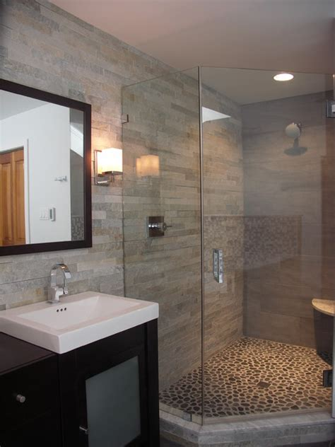 bathroom cladding ideas stone cladding in bath contemporary bathroom other
