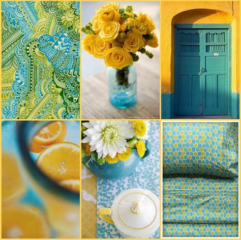 turquoise and yellow weiwei s blog now please enjoy 11 wedding website