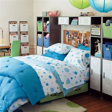 locker bed locker bed drawers pbteen