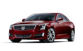 2014 Ats Cadillac Cadillac Launches 2014 Ats Crimson Sport Special Edition