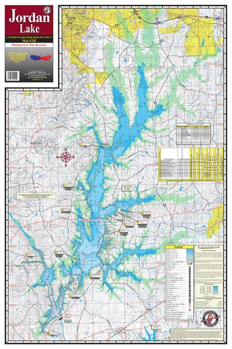 b everett jordan lake boat rentals avenza maps
