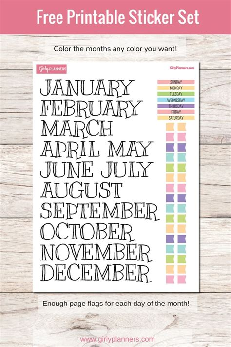 printable bullet journal ideas free printable bullet journal template calendar template