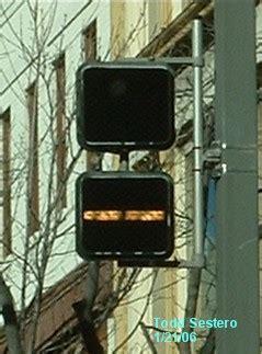 bell and howard light bar baltimore light rail signals