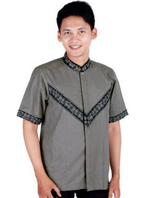 Baju Koko Muslim Modern 10 Contoh Desain Baju Koko Pria Terbaik 2017