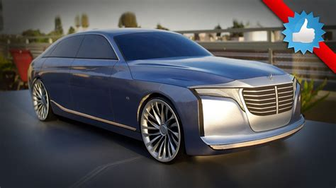 2021 mercedes u class concept uber saloon placed