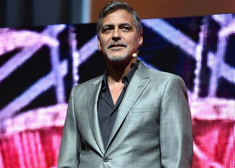 Bonets To Follow In Acting Footsteps by George Clooney To Follow Daniel Day Lewis Footsteps Will