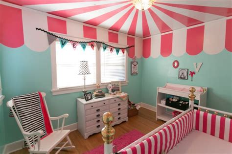 circus circus rooms and bright circus ceiling in child s room kidsomania