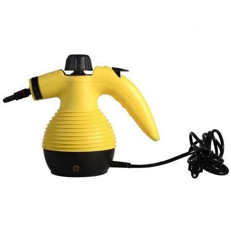 Steam Cleaning by Portable Multi Purpose Handheld Steam Cleaner 1050w