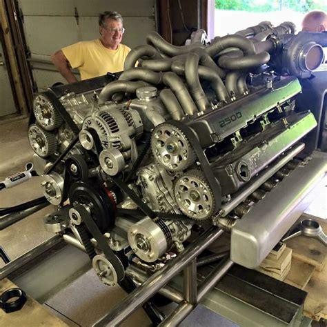 v12 motor remember that v12 made of two 1jz