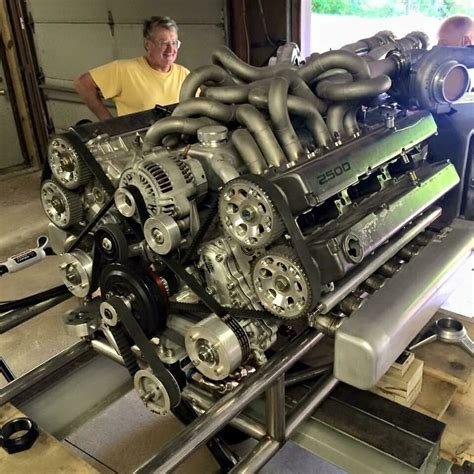 Remember that V12 made of two 1JZ?