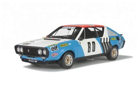 renault 17 gordini ot207 renault 17 gordini groupe 5 ottomobile