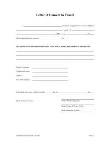 Authorization Letter To Take Child Out Of The Country Sample Best Photos Of Notarized Travel Letter For Minor Child