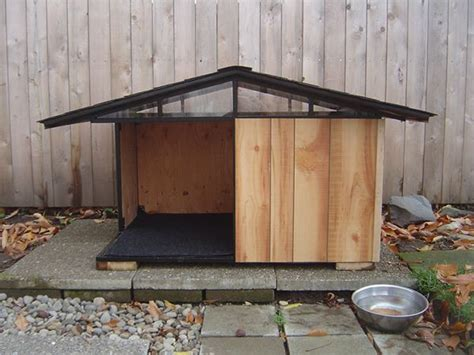 modern dog house atomic dog ranch atomic ranch pinterest