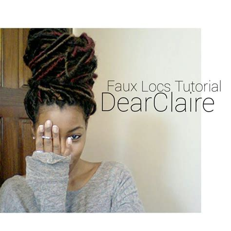 what hair can be used to do faux locs faux locs youtube