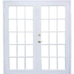 Patio Doors At Home Depot Awp 72 In X 80 In Aluminum White Prehung Right Outswing Patio Door Swpd6068rhclrw