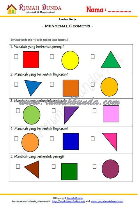 Buku Tes Iq Color Baik Untuk Paud Tk Edukatif Murah rumah bunda