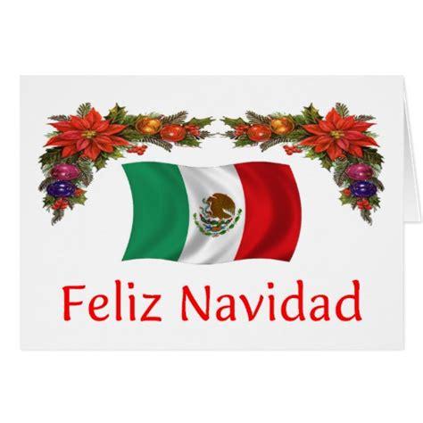 mexiko weihnachten mexiko weihnachten gru 223 karte zazzle
