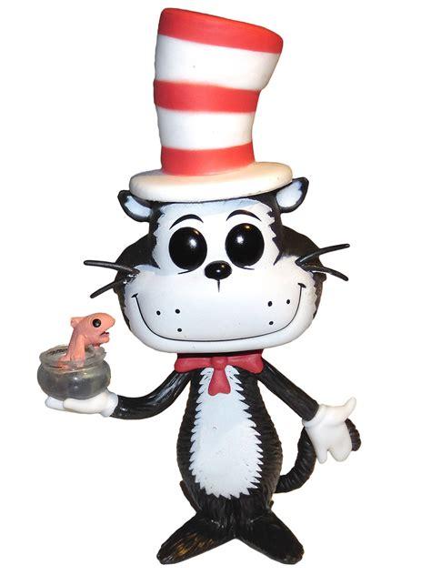 Funko Pop Dr Seuss funko pop dr seuss cat in the hat with goldfish