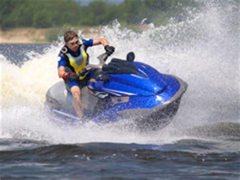 waterscooter kust jetskien kroatie