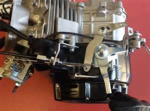 doodlebug governor removal affordablegokarts throttle linkage kit 79 99 ii