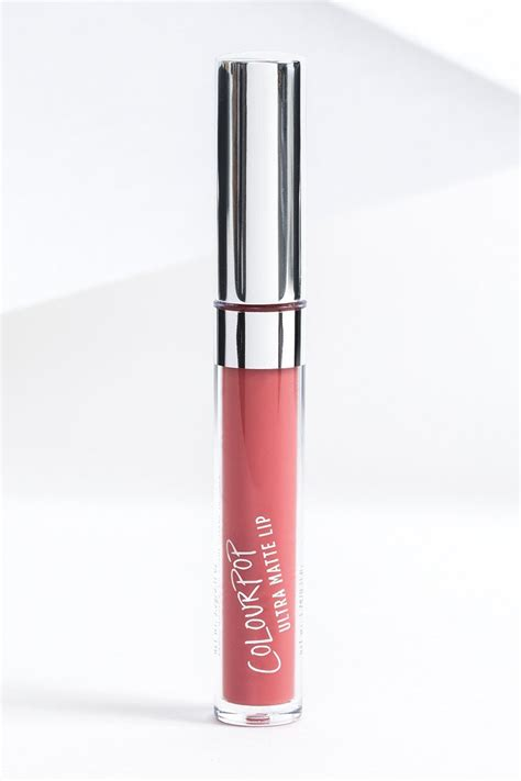 Cpop0064 Colourpop Ultra Matte colourpop ultra matte liquid lipstick 1st base