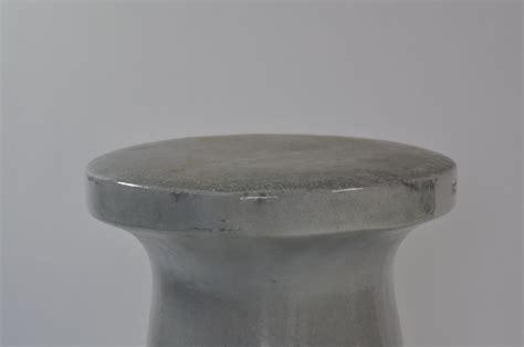 large ceramic plateau garden stool mecox gardens