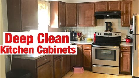 deep clean kitchen cabinets deep clean kitchen cabinets speed clean youtube