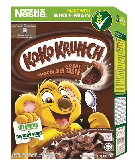 nestle koko krunch parent child cooking workshop