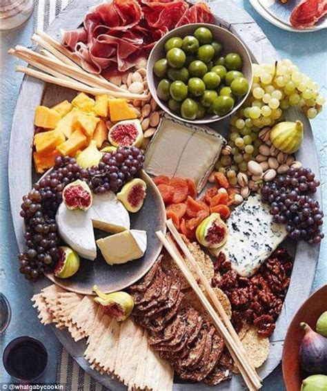 How To Decorate Cheese Platter by Craze Sweeps Instagram For Artistic Cheese And Charcuterie