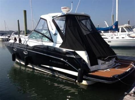 used monterey boats for sale in ohio monterey 340 boats for sale in port clinton ohio