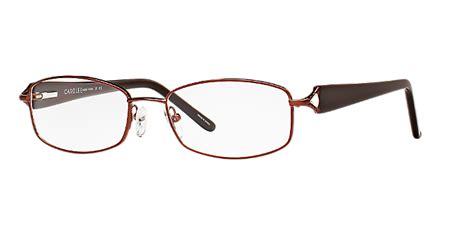 k01004b shop carolee rectangle eyeglasses at lenscrafters
