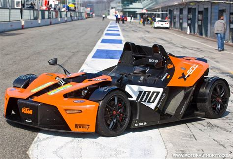 Ktm Cars For Sale Ktm X Bow Race Released For Sale Priced At