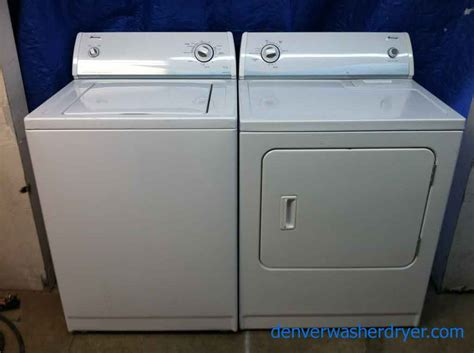 amana washer and dryer large images for slick amana washer dryer set 488