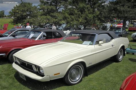 73 mustang mach 1 value auction results and sales data for 1973 ford mustang